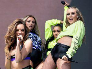 Little Mix Forced To Perform Without Perrie Edwards As She Is Rushed To Hospital