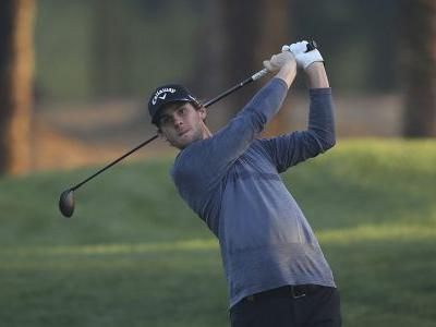 Pieters leads in Abu Dhabi as Johnson, McIlroy lurk