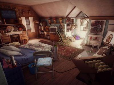 What Remains Of Edith Finch Wins BAFTA Game Of The Year
