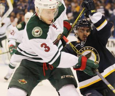 Minnesota Wild to trade Charlie Coyle to Boston Bruins