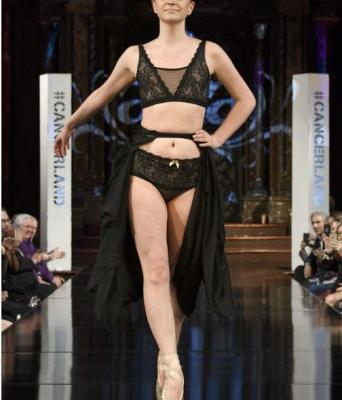 Women With Breast Cancer Courageously Walk Runway In AnaOno Lingerie