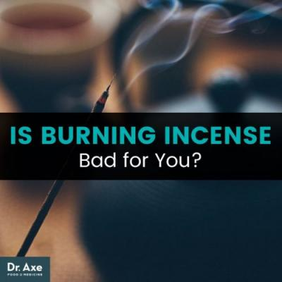 Is Burning Incense Bad for You?