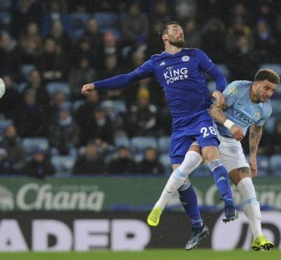 Manchester City advances to English League Cup semifinals