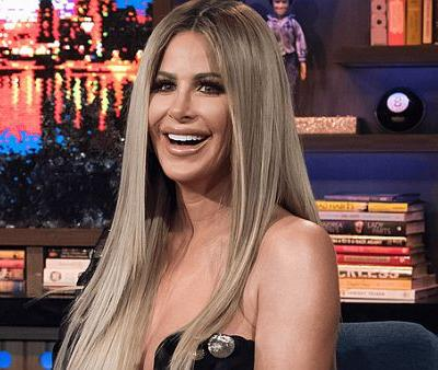 Kim Zolciak-Biermann Posts a Rare Makeup-Free Selfie and Shares the Secret to Her Flawless Skin