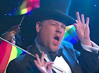 James Corden Rips Donald Trump's Trans Military Ban In The Most Musical Way