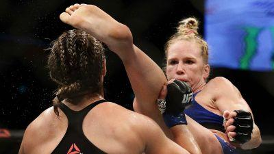 Watch: Holly Holm delivers vicious knockout kick to Beth Correia's head