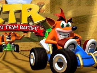 Et si Activision annonçait un remake de Crash Team Racing ?