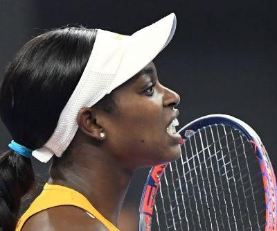 Sloane Stephens backs on-court coaching rule change