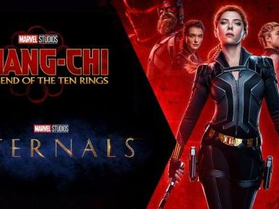 Black Widow, Eternals & Shang Chi Delayed as Disney Announces New Marvel Release Dates