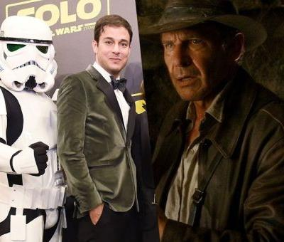Solo's Jonathan Kasdan to Script Indiana Jones 5!