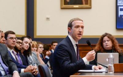 U.S. Congress grills Mark Zuckerberg on Facebook's Libra, privacy, elections, and more