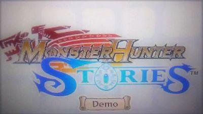 Monster Hunter Stories Demo Now Available in North America and Europe