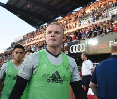 Rooney makes triumphant MLS debut in DC United 3-1 win