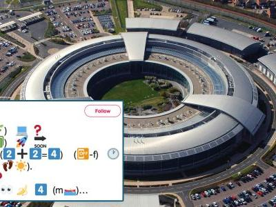 GCHQ teased a new book release with a puzzle made only of emoji - try it out