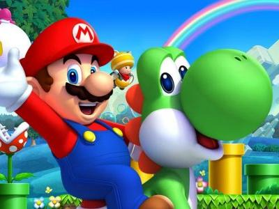 New Super Mario Bros. U Deluxe is a hell of a mouthful