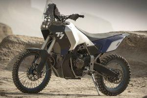 Yamaha T7 concept provides a preview of Yamaha's all-new mid-size off-roader which will be launched in 2018