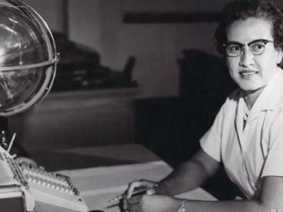 Katherine Johnson, who hand-crunched the numbers for America's first manned spaceflight turns 100