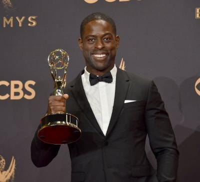 How Sterling K. Brown Finished His Speech After That Rough Emmys Cutoff