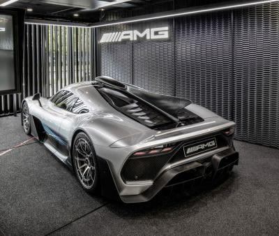 Mercedes-AMG One Delayed Until 2020