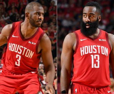 Chris Paul can no longer co-exist with James Harden on Rockets