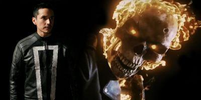 Agents of SHIELD: Johnny Blaze Ghost Rider Likely Won't Return