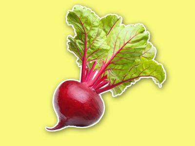Chugging beetroot after a workout helps your muscles recover faster