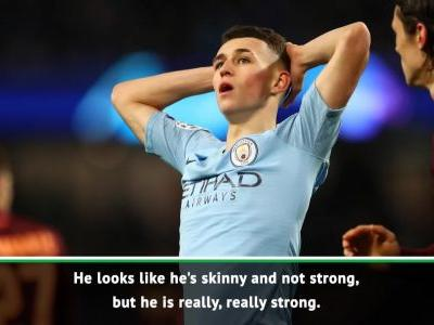'Diamond' Foden delights Guardiola