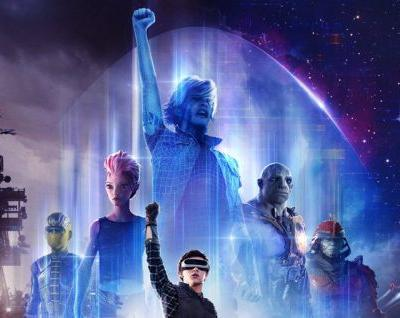 New Ready Player One Poster Released by Warner Bros