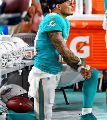 Dolphins coach Brian Flores says playing Jay-Z songs during practice meant to 'challenge' Kenny Stills