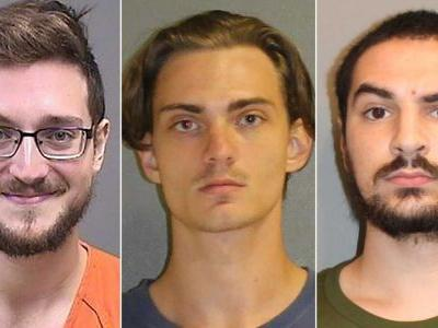 There could have been three more mass shootings if these men weren't stopped, authorities say