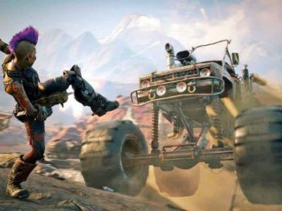 RAGE 2 Extended Gameplay Footage Presented at QuakeCon 2018