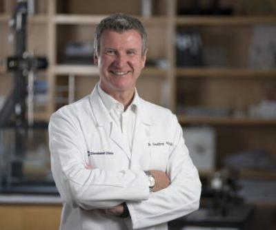 Q&A: Cleveland Clinic Innovations' new head has his eyes trained on the future