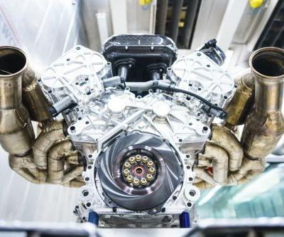 Aston Martin Valkyrie V12 Can Rev To 11,000 rpm