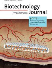 Cover Picture: Biotechnology Journal 9/2017