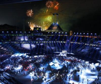 PyeongChang parties at Olympic closing ceremony