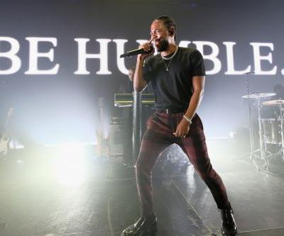 Watch Kendrick Lamar's College Football Playoff National Championship Halftime Show
