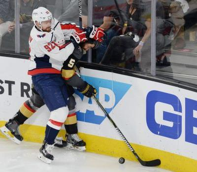 Clock freezes in final minutes of Stanley Cup Final as Capitals hold on to win