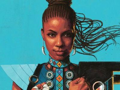 Marvel Makes Shuri Black Panther Ahead of Avengers 4