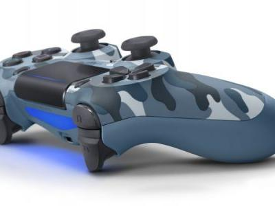 PS4 DualShock 4 Receiving Four New Colours in September