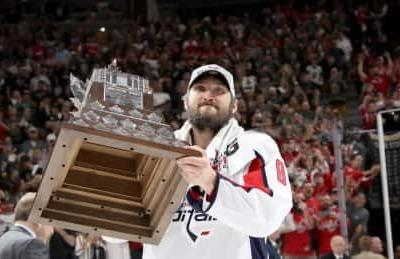 The Great 8: Alex Ovechkin crowned playoff MVP