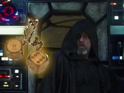 Star Wars: The Significance of the Gold Dice In The Last Jedi
