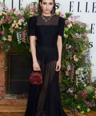 Emma Roberts Stepped Out as the New Tous Jewelry Ambassador, and Her Outfit Was Incredible