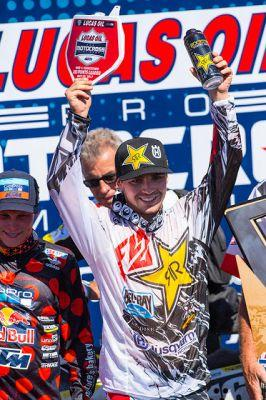 OSBORNE DOMINATES AT HANGTOWN MX!