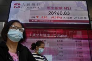 Global shares mixed amid cautious outlook for global economy