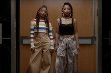 Chloe x Halle Debut 'Warrior' Video With Stormy Reid From 'A Wrinkle in Time' Soundtrack