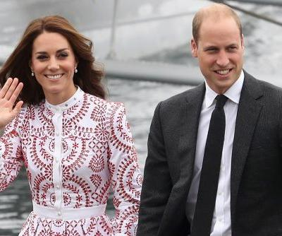 Kate and William reveal third baby's due date