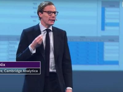 Cambridge Analytica Deletes, Reposts Tweet Claiming They Didn't Use Facebook Data For Trump Campaign