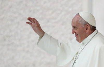 Pope Francis backs same-sex civil unions in major shift on Catholic Church's stance