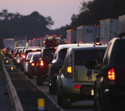 Florida highways are gridlocked because of Hurricane Irma evacuees