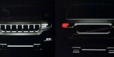 The Jeep Grand Wagoneer Is Happening After All